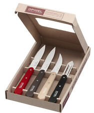 Opinel Kitchen Set Les Essentials Loft 112 Red 113 Grey 114 Natural 115 Blk 1626