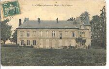 CP 02 AISNE - Mons-en-Laonnois - Le Château
