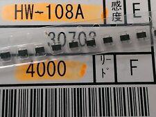 3 unidades, hw108a High-sensitivity helada Hall elemento min 4.5mv/mt akm (m1543)