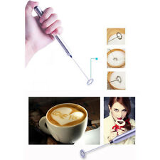 Home Pro Electric Egg Coffee Milk Drink Whisk Mixer Tool Frother Beater Mixer