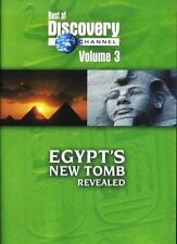 Best of Discovery Channel Volume 3 Egypt's New Tomb Revealed (2006, DVD)