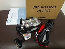 Shimano Japan Electric Fishing Reel Plemio 3000 12volts