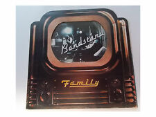Family -  Bandstand - LP - German 1st Press - Die-Cut Gimmick Cover