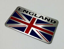 Union Jack United Kingdom British England UK GB Flag Auto 3D Badge Emblem Trim