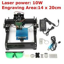 10W Mini Laser Engraver USB DIY Metal Stone Engraving Machine Image Logo Printer