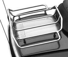 FLH harley davidson tour pak pack trunk box luggage rack chrome rear carrier new