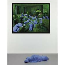 SANDY SKOGLUND - The Green House and Setter Lying Down, 1990 Lot 345
