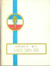 Ft Fort Knox ROTC Summer Camp Company E 18 Battalion 5 Brigade Yearbook