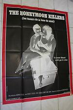 The honeymoon killers ( les tueurs de la lune de miel ) affiche pliée 116x152cm