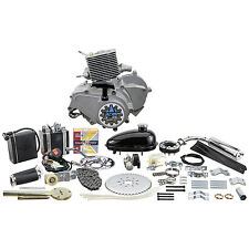 BICYCLE ENGINE E-STORM BT80 COMPLETE 80cc ELECTRIC START 2-STROKE ENGINE KIT
