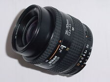 NIKON 35-70mm F3.3-4.5 AUTO FOCUS ZOOM LENS ** Ex+++