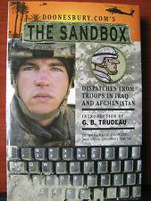Doonesbury.com's the Sandbox : Dispatches from Troops in Iraq and Afghanistan by