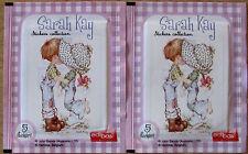 Sarah Kay / 2 Tüten OVP / Sticker / Edibas / Neu / selten Rar