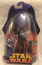 Star Wars Revenge Of The Sith COMMANDER GREE #59 2005 NIB Collection 1