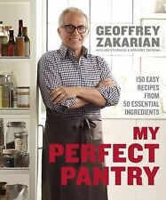 THE PERFECT PANTRY Recipes 50 Ingredient Geoffrey Zakarian cookbook food network