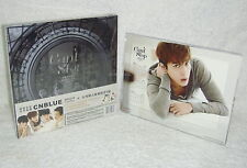 CNBLUE Mini Album Vol. 5 Can't Stop II Taiwan Ltd CD+Standing Paper+Calendar