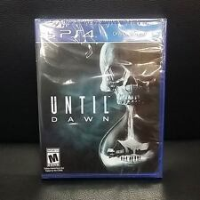 Until Dawn PS4 Game BRAND NEW US version (English, Portuguese, Spanish, French)