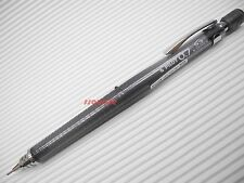1 x Pilot HPS-30R S3 S. Series 0.7mm Mechanical Pencil for drafting, Clear Black