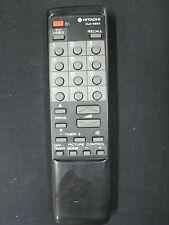 Genuine HITACHI TV/AV REMOTE CONTROL MODEL : CLE-865A