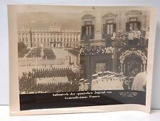 PHOTO 39/45 : Aufmarsch der Spanischen Jugend vor Generalissimus FRANCO