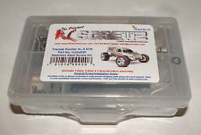 TRAXXAS RUSTLER XL-5 RTR  RC SCREWZ  SET STAINLESS SCREWS TRA020