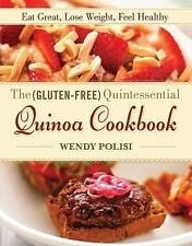 The Gluten Free Quintessential Quinoa Healthy Cookbook Eat Clean Lose Weight New