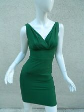 Stop Staring! Dress Sexy, Vintage Inspired, Pinup, Rockability, Wiggle, Green  S