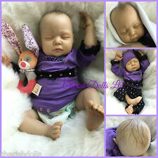 "CHERISH DOLLS CHILDS REBORN GIRL DOLL BABY LILLY REALISTIC 22"" BIG NEWBORN KIDS"
