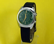 VINTAGE POLJOT ALARM 2612 SOVIET RUSSIAN MECHANICAL WRISTWATCH
