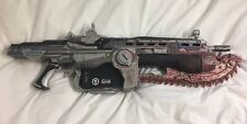 Gears of War NECA limited Edition golden Lancer Prop ultra rare Custom Painted