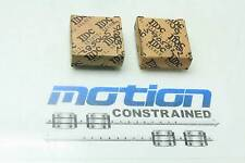 Lot of 2 New in Box IDC 6904-2RS Shielded Radial Ball Bearings 20mm x 37mm x 9mm