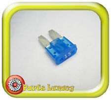 FUSE Micro2 Style 9mm 15 Amp Blue FOR FORD RANGER PX Mk2 2015-On