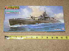 NEW Pit-Road/SKYWAVE 1/700 Japanese WW2 I-400 & I-401 Aircraft-Carrying Subs