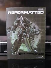 Transformers Masterpiece REFORMATTED R-01D TERMINUS HEXATRON SHADOW EMISSARY MIB