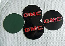 NEW for GMC 1500,2500,3500 - 4 Piece Wheel Center Cap Logo Set  Free US Shipping