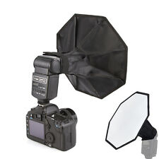 "30cm/12"" Octagon Photo Studio Flash Softbox Diffuser For Yongnuo Canon Speedlite"