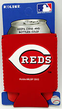 Cincinnati Reds 12 oz. Collapsible (Koozie) Can Holder by Kolder
