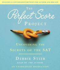 The Perfect Score Project by Debbie Stier (2014, CD, Unabridged) NEW