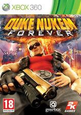 (2)12435// DUKE NUKEM FOREVER  XBOX 360 NEUF SOUS BLISTER