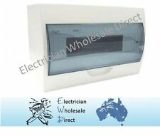 Switchboard 18 Way Pole Surface Recess or Flush Distribution Board