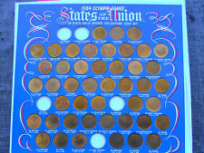 *Olympia1984*45 Bronze Medaillen*States Of The Union