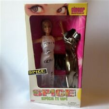 SPICE GIRLS SPICE IT UP  DOLL GALOOB GINGER GERI HALLIWELL 1990s BARBIE SZ  NRFB