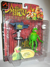 The Muppet Show Kermit Palisades Figure MOSC