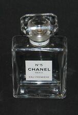 Empty Chanel No 5 Eau Premiere Eau de Parfum 50 mL 1.7 fl oz spray bottle