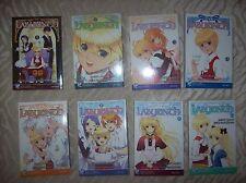 Manga Labyrinth dal 1 al 8 (completa) +vendo lista compl (HxH,Naruto,Death Note)