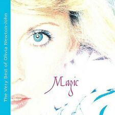 Magic-Very Best Of Olivia Newton-John - Newton-John,Olivia (2001, CD NEUF)