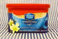 2 Maxwell House International Cafe FRENCH VANILLA Coffee Creamer Drink