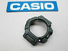 Genuine Casio G-Shock Mudman G-9000 G-9000-3 watch bezel case cover green resin