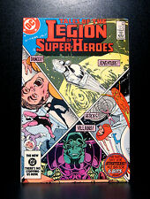 COMICS: DC: Legion of Super-Heroes #316 (1980s) - RARE (flash/batman/wonder)