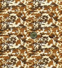 """1/6 Scale Alien Colonial Marine Camouflage Model Miniature Fabric 21""""x18"""""""